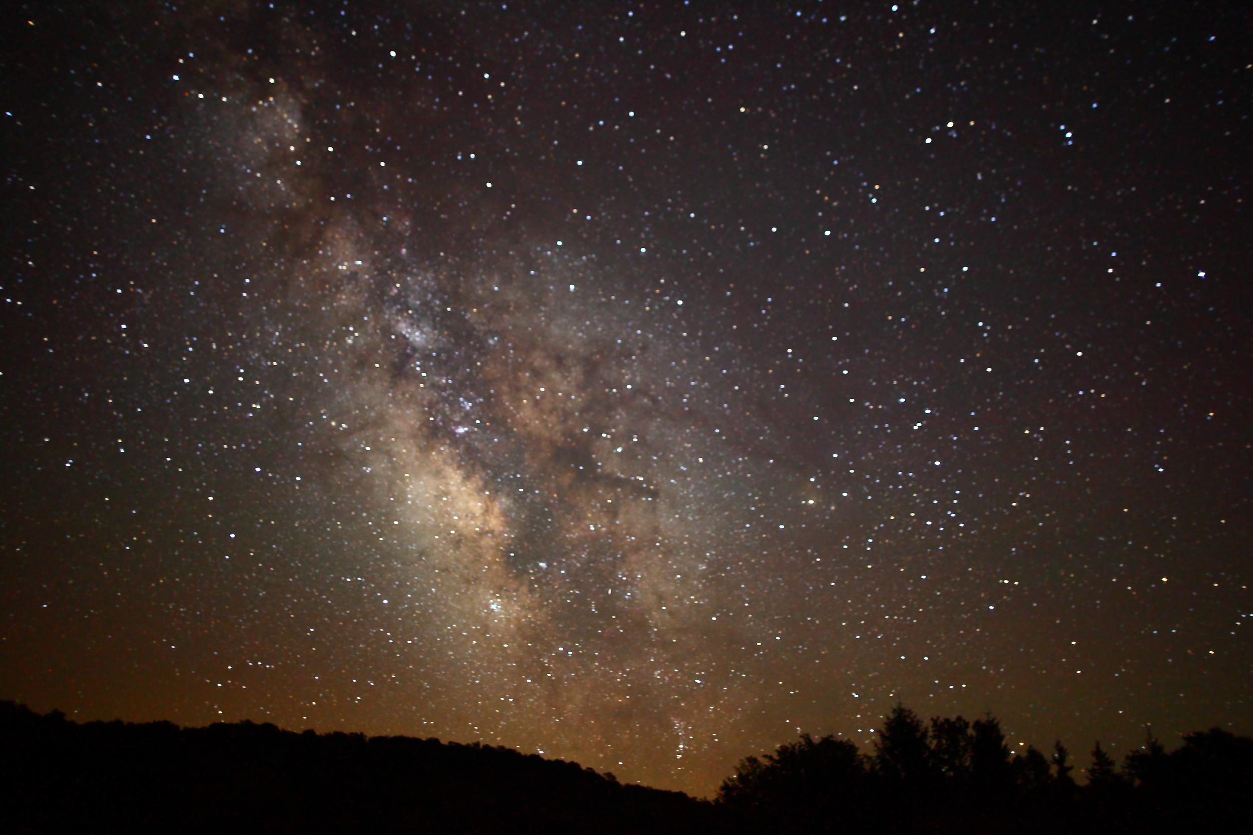 galaxy milky way engagement - photo #42