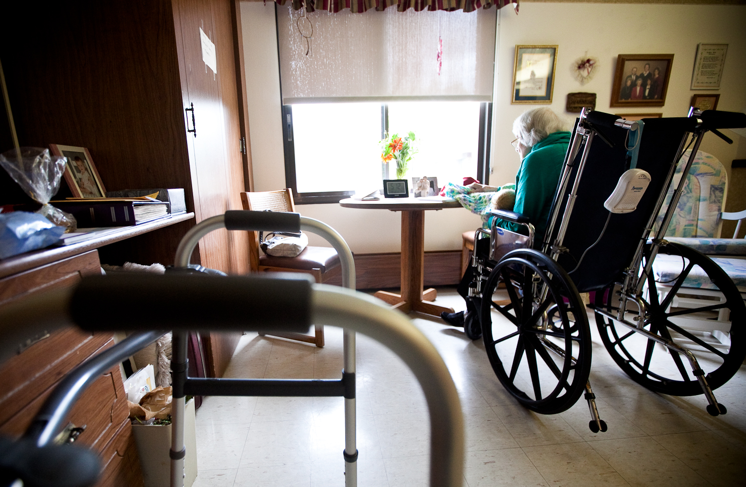 Confessions of a nursing home worker part i lori for How to build a retirement home