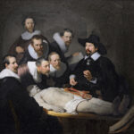 Rembrant's The Anatomy Lesson of Dr. Nicolaes Tulp.